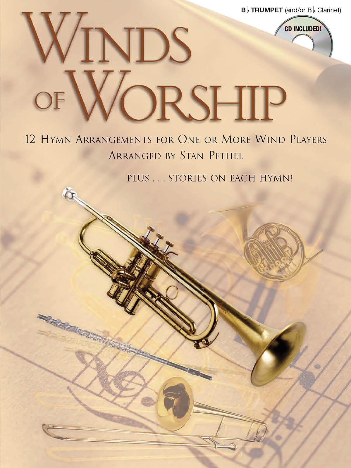Winds of Worship: Trumpet: Instrumental Album