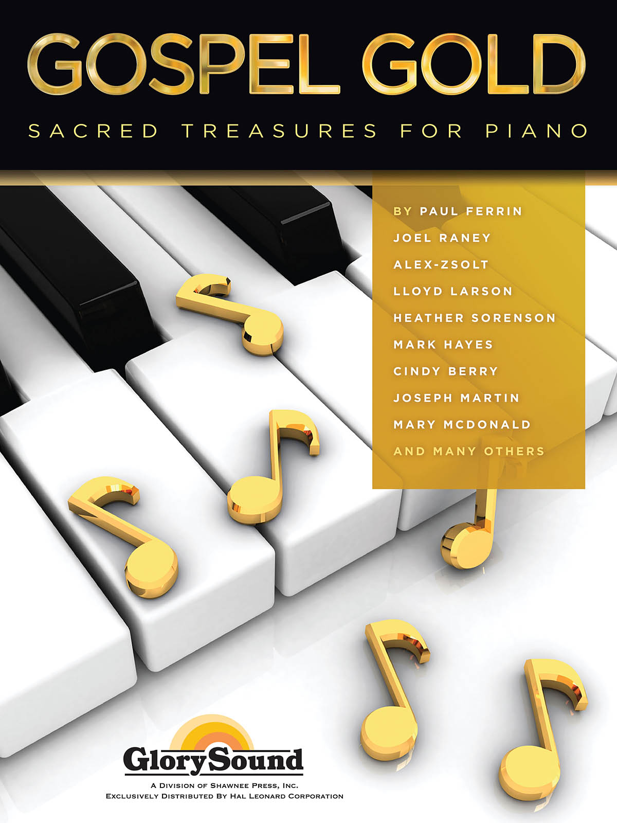 Gospel Gold: Piano: Instrumental Album