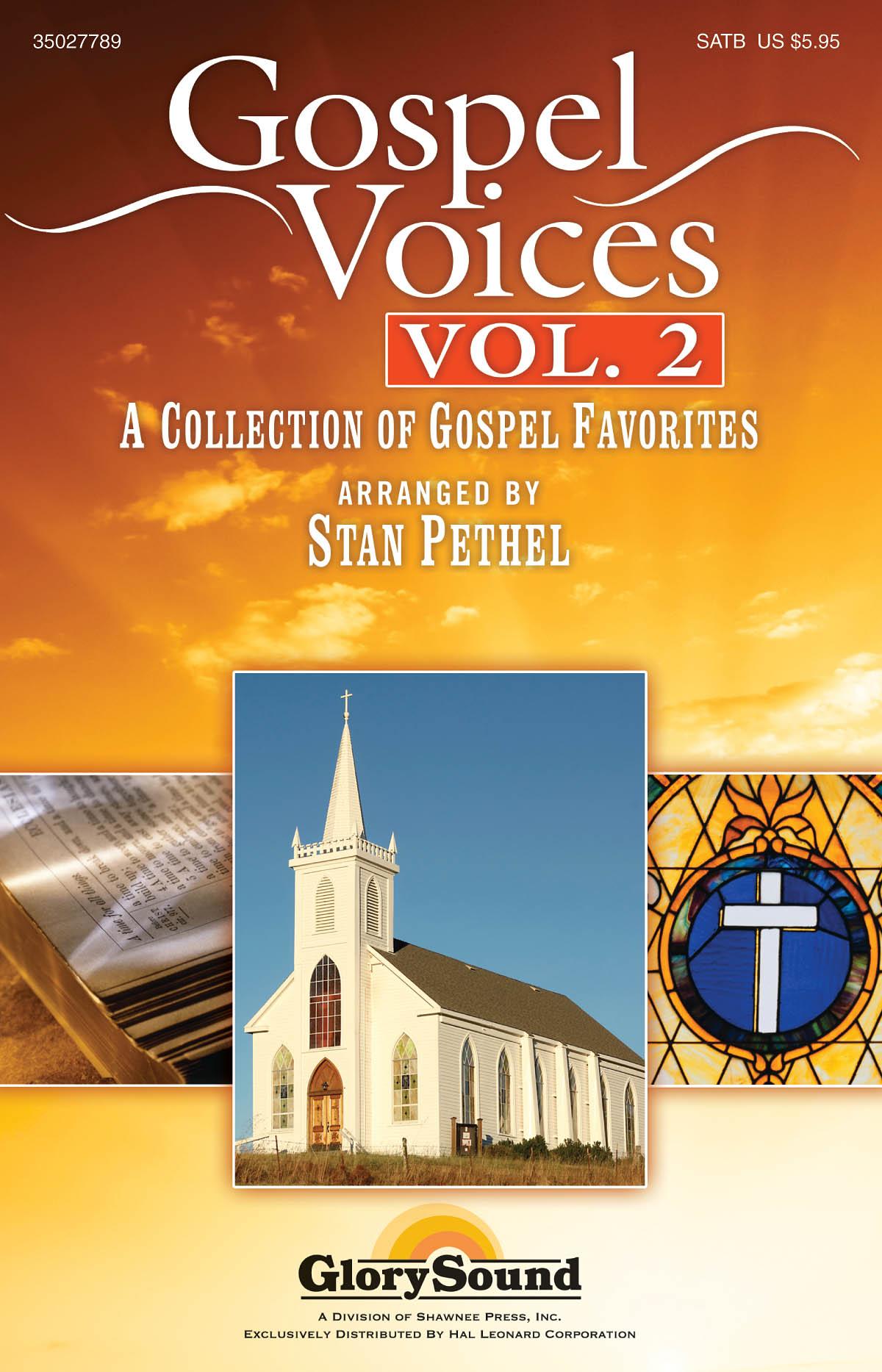 Gospel Voices - Volume 2: SATB: Vocal Score