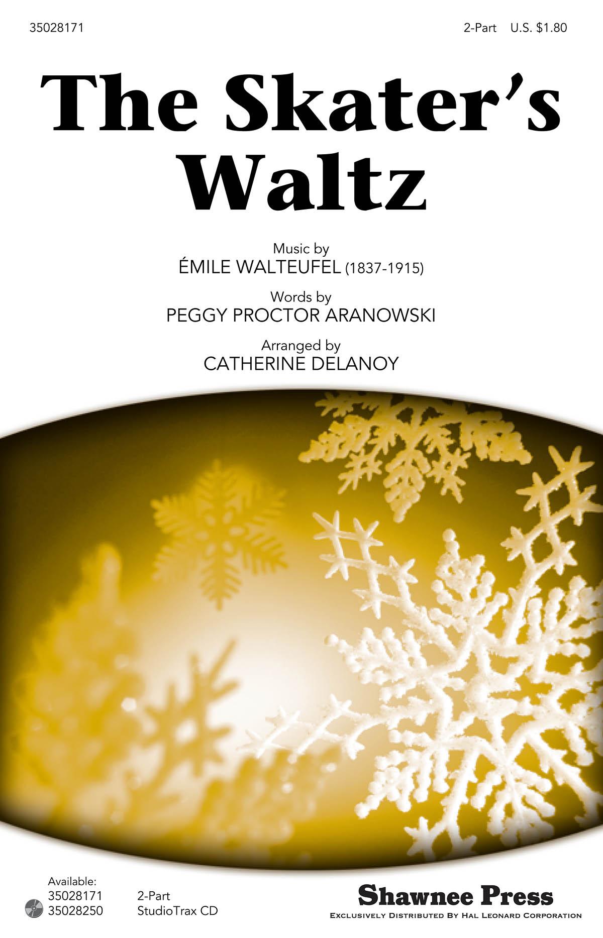 Emile Waldteufel: The Skater's Waltz: 2-Part Choir: Vocal Score