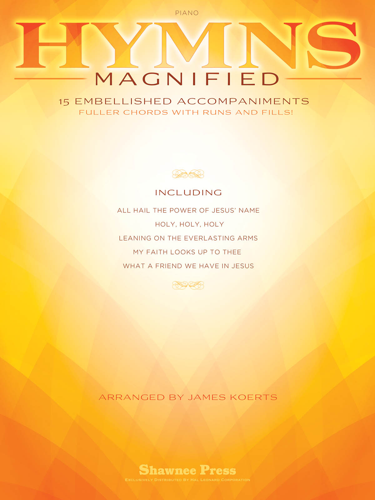 Hymns Magnified: Piano: Instrumental Work