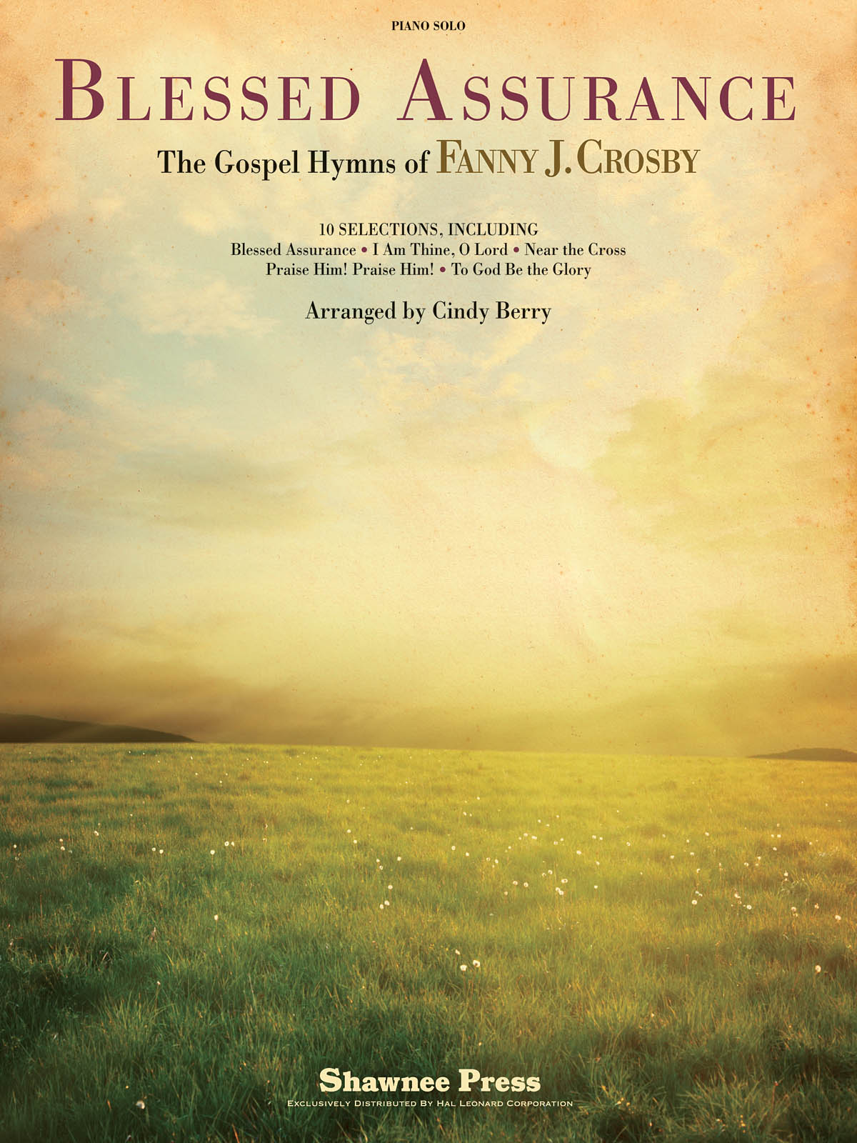 Fanny J. Crosby: Blessed Assurance: Piano: Instrumental Work