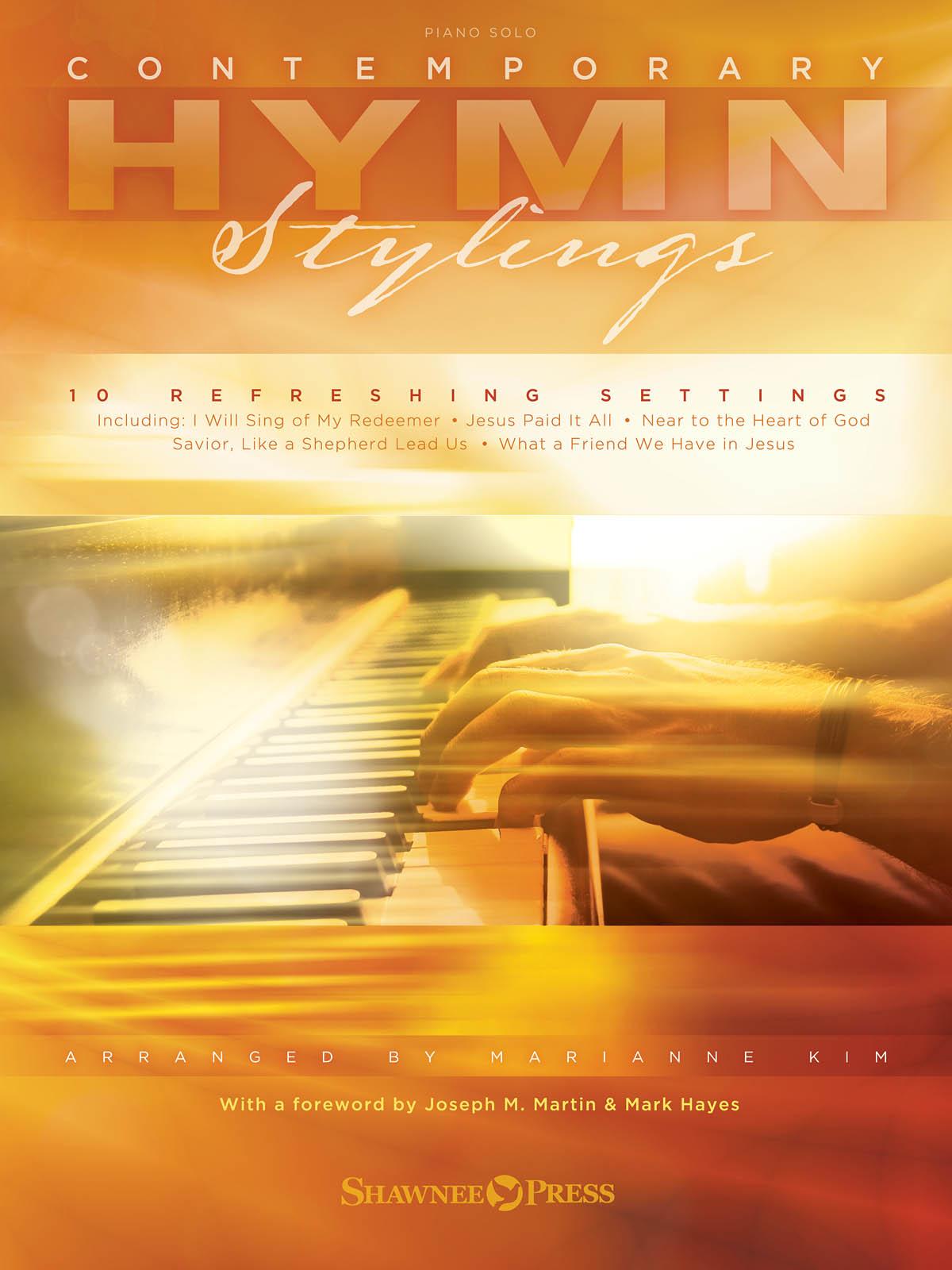 Contemporary Hymn Stylings: Piano: Instrumental Album