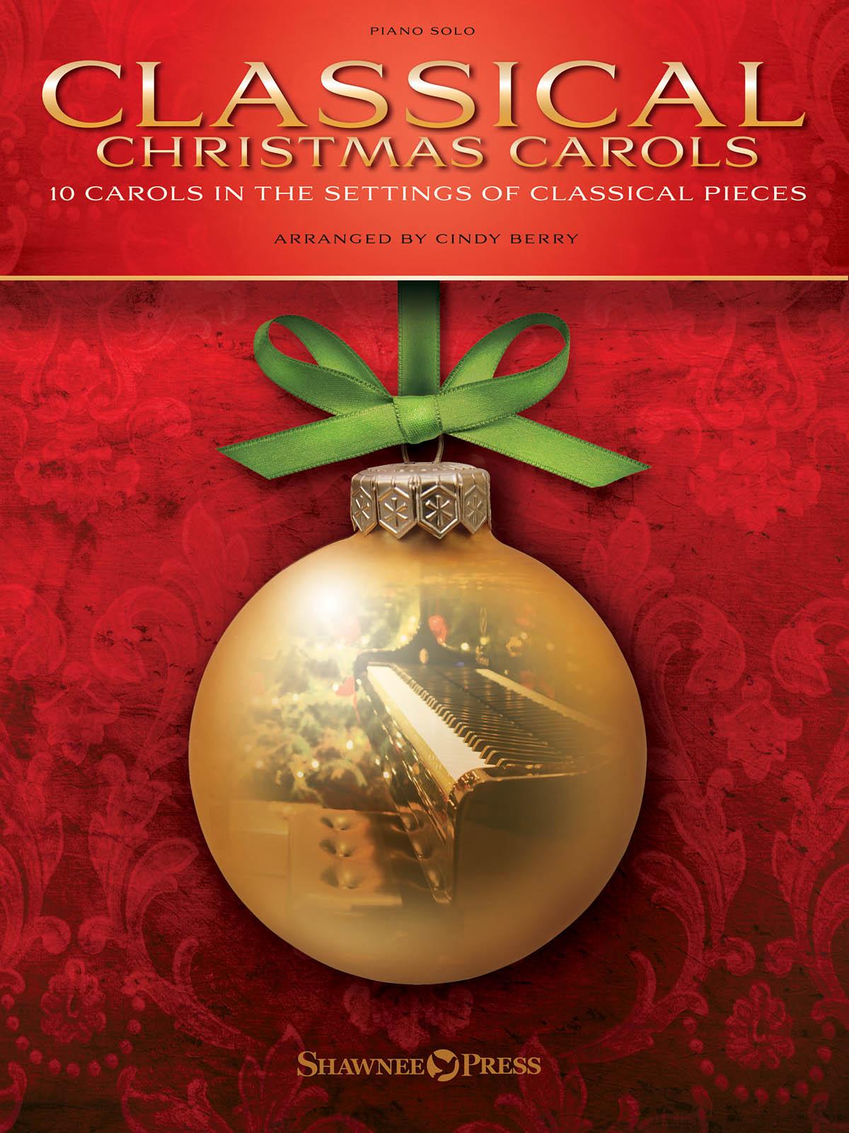 Classical Christmas Carols: Piano: Instrumental Album