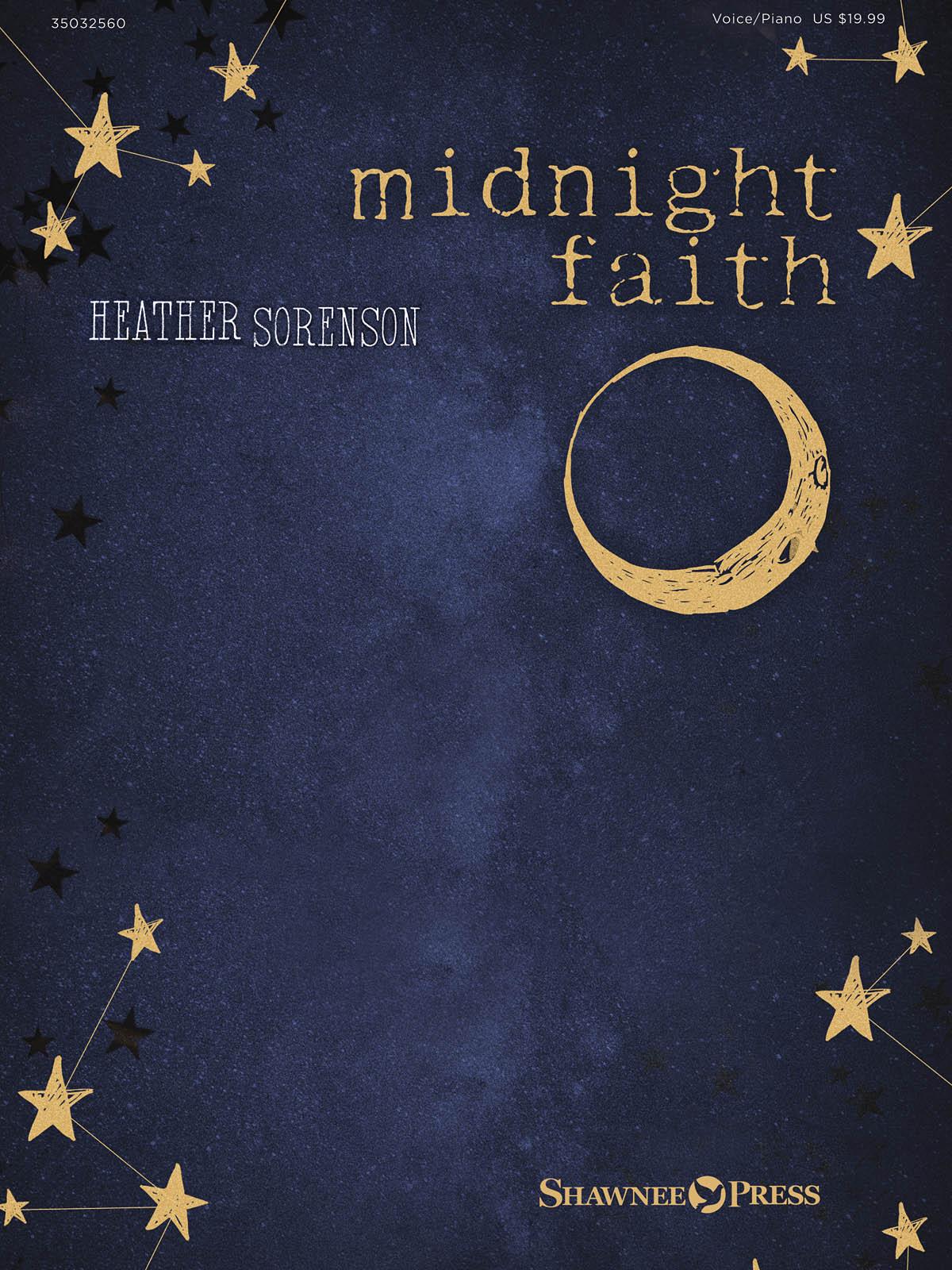 Heather Sorenson: Midnight Faith: Voice: Album Songbook