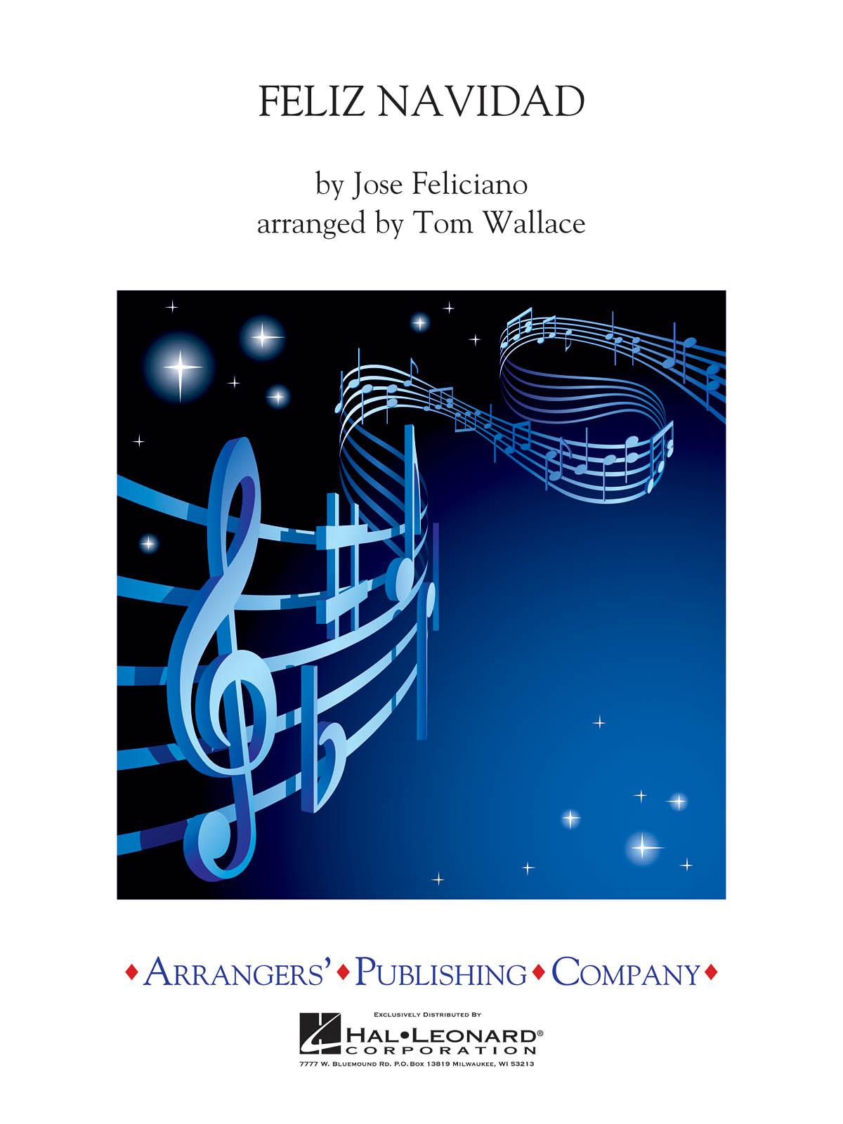 José Feliciano: Feliz Navidad: Concert Band: Score & Parts