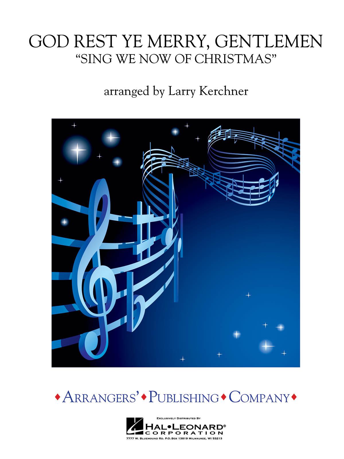God Rest Ye Merry  Gentlemen: Concert Band: Score & Parts