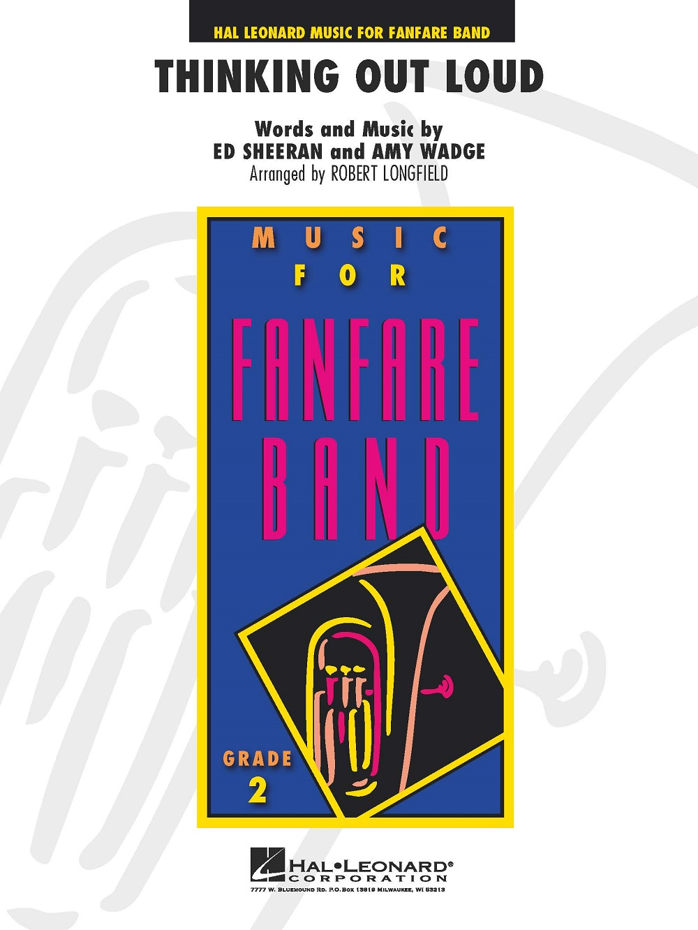 Thinking Out Loud: Fanfare: Score and Parts