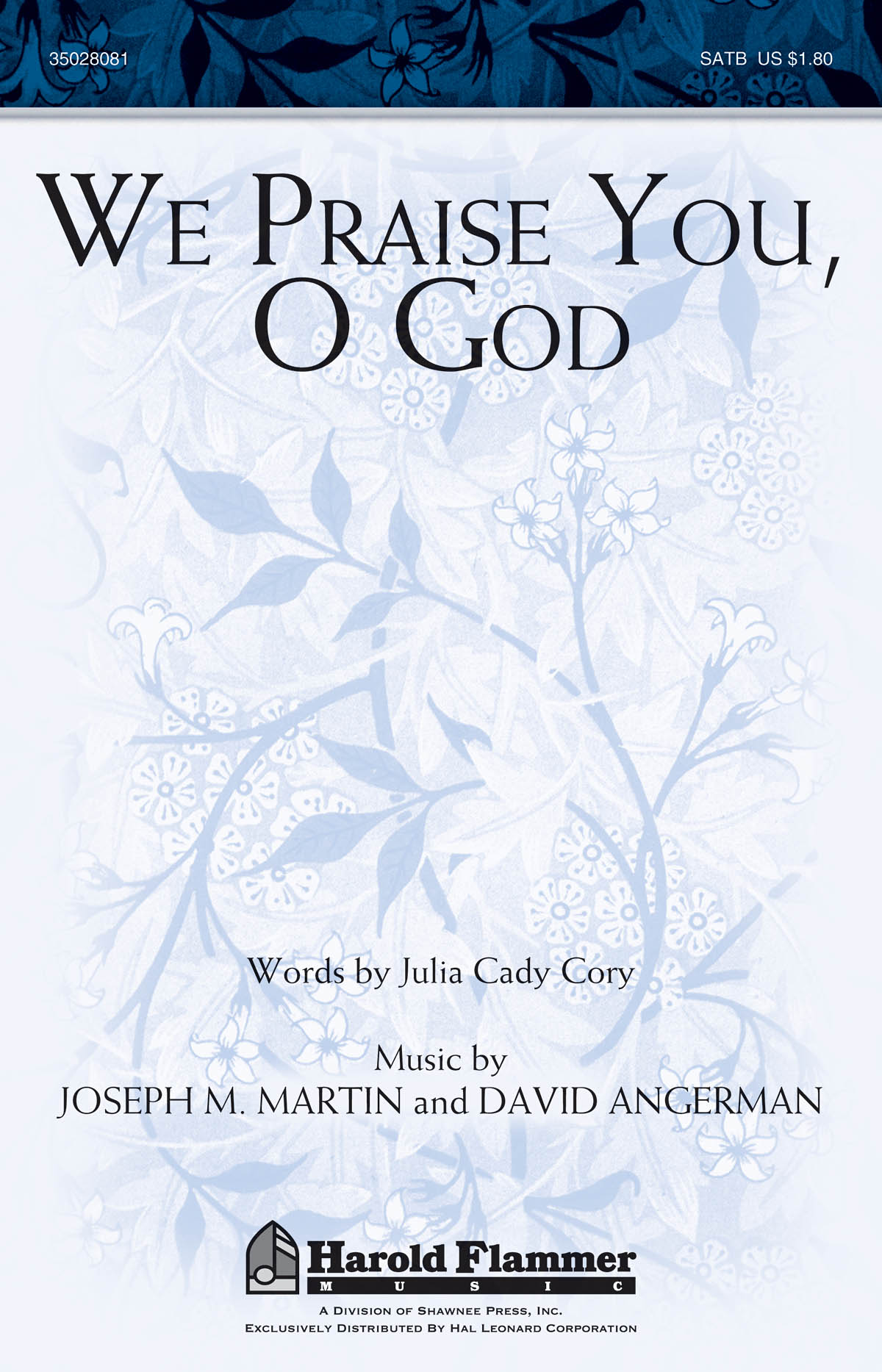 Traditional: What Love Can Do (satb With Piano): SATB: Vocal Score