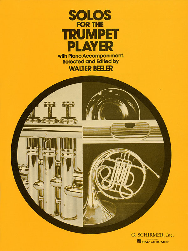 Solos For The Trumpet Player: Trumpet: Instrumental Album