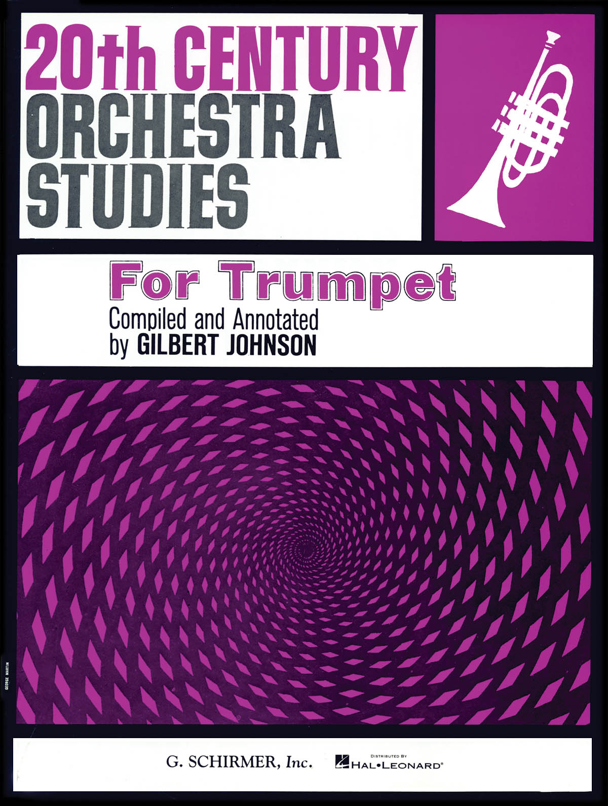 20th Century Orchestra Studies for Trumpet: Trumpet: Study
