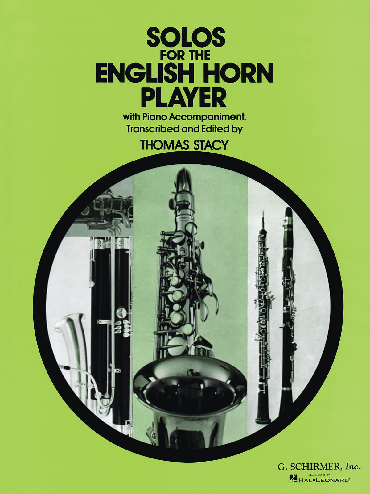 Solos for the English Horn Player: French Horn: Instrumental Album