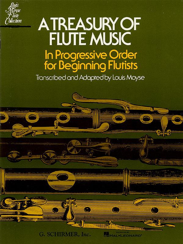 Treasury of Flute Music: Flute: Instrumental Album