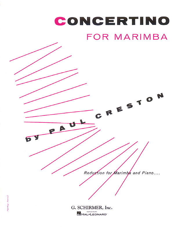 Paul Creston: Concertino: Marimba: Instrumental Album