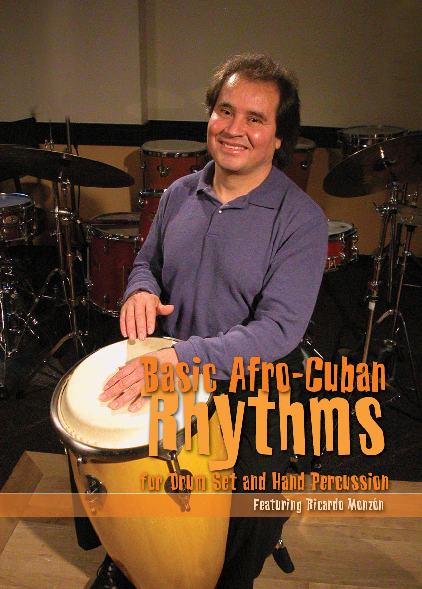 Basic Afro-Cuban Rhythms for Drum and Hand Percus.: Percussion: Instrumental