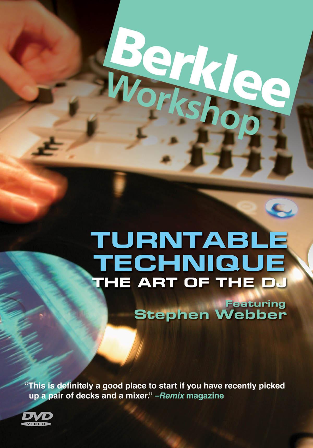 Turntable Technique: Instrumental Tutor