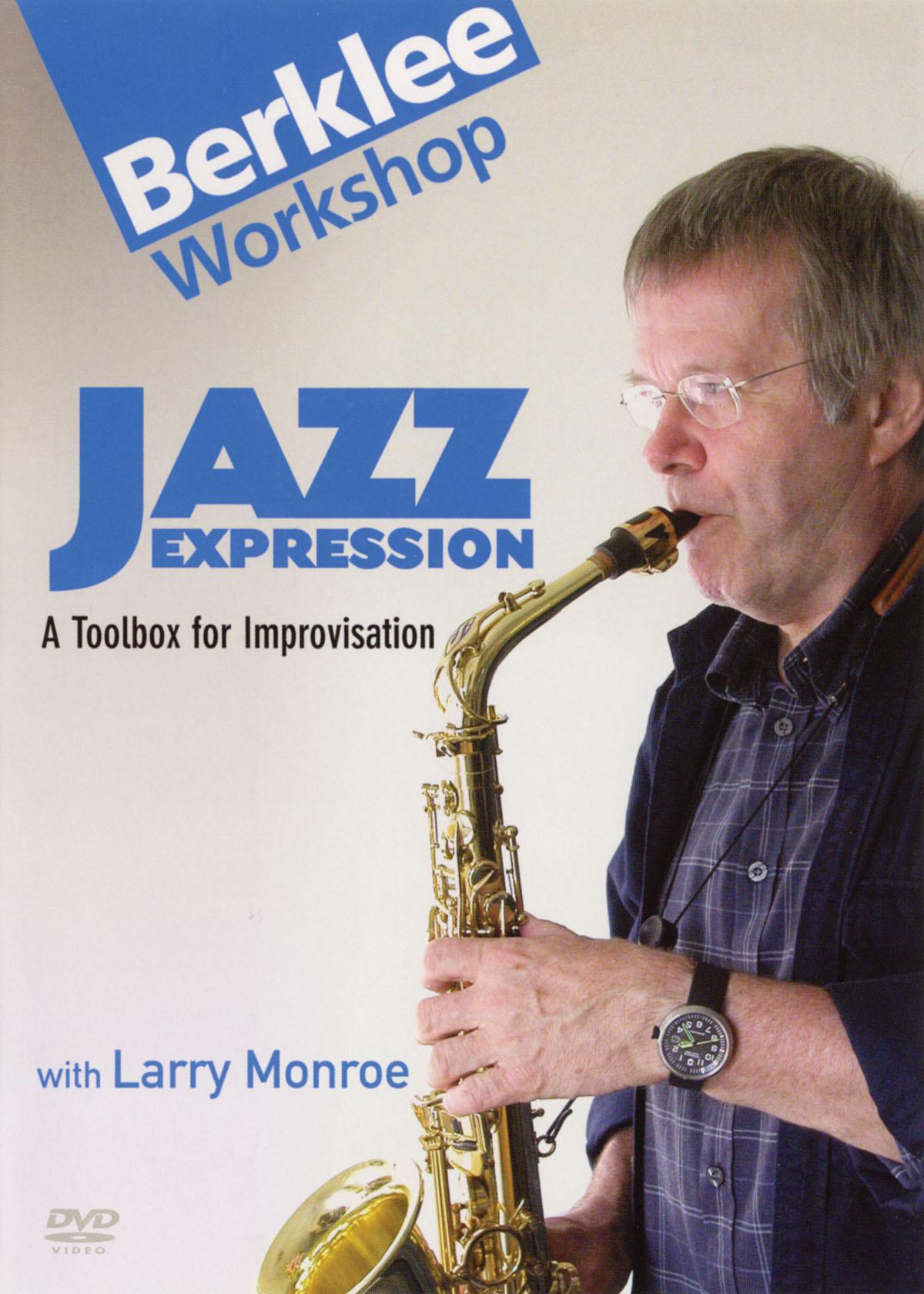 Jazz Expression: Saxophone: Instrumental Tutor