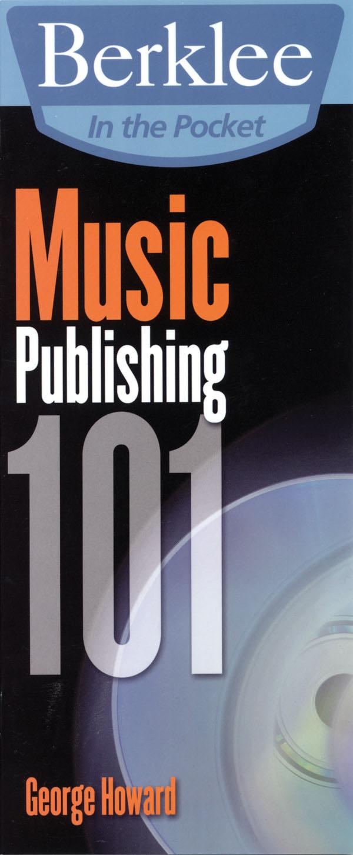 Music Publishing 101: Reference