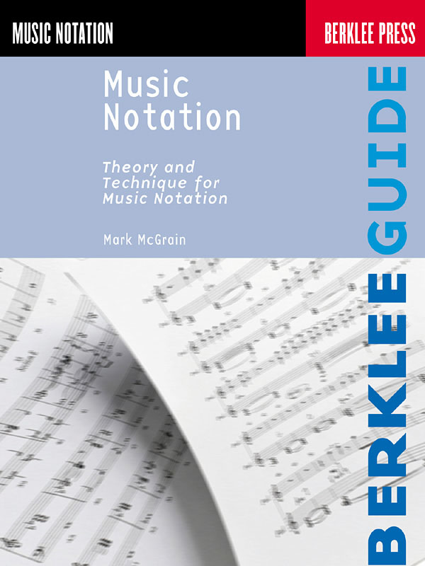 Music Notation: Theory