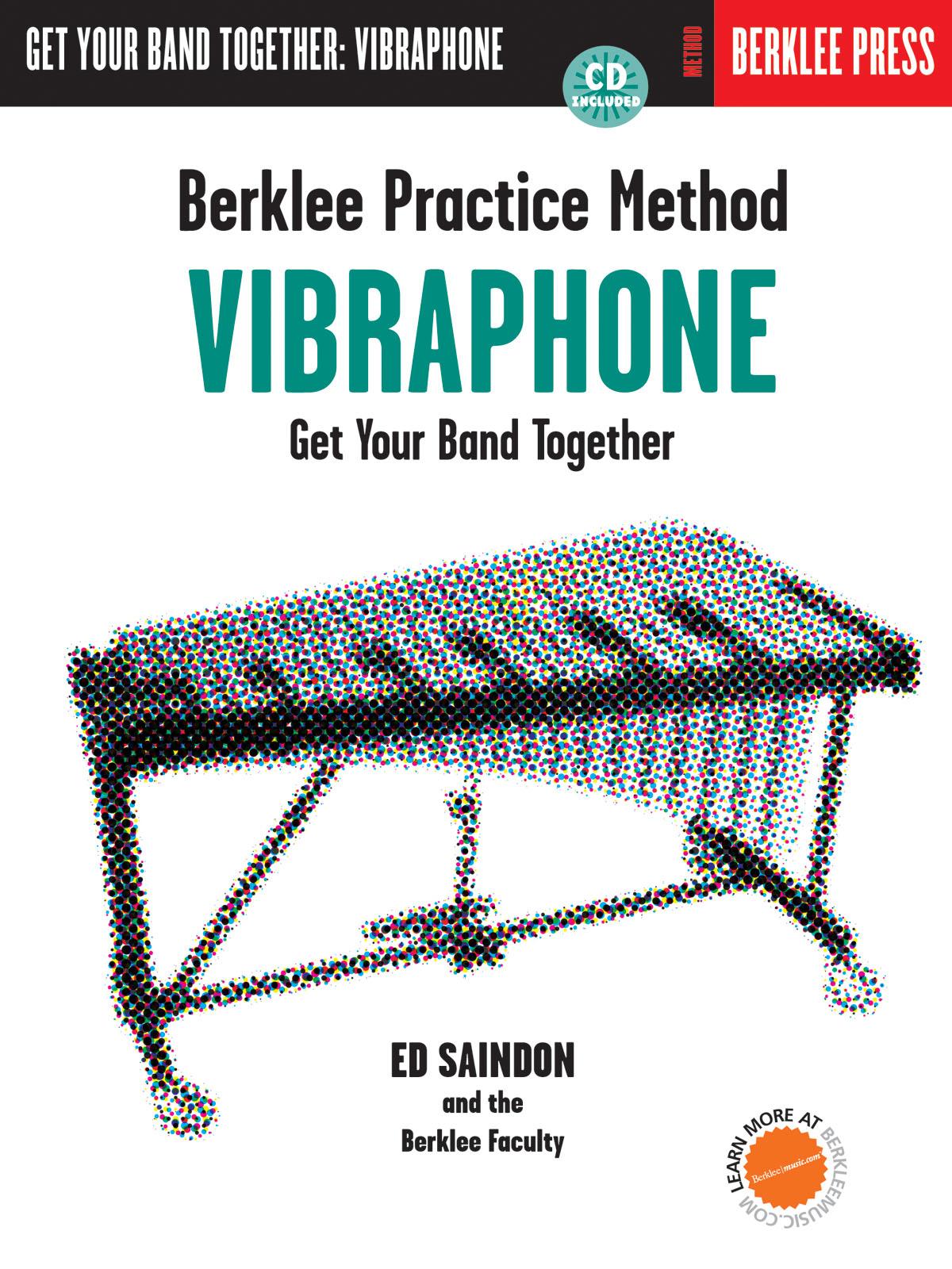 Berklee Practice Method: Vibraphone: Vibraphone: Instrumental Tutor