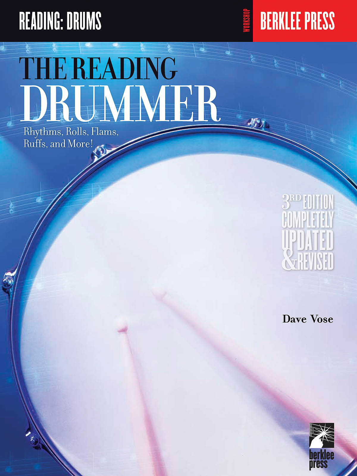 The Reading Drummer - Third Edition: Drum Kit: Instrumental Tutor