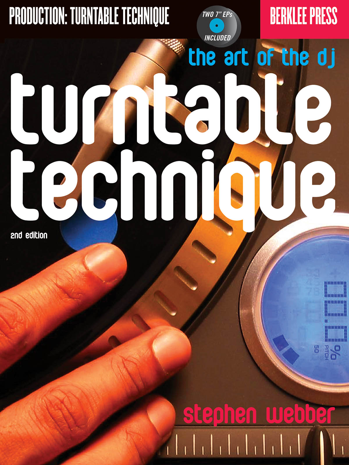 Turnable Technique: The Art Of The Dj (2nd Ed.): Instrumental Tutor