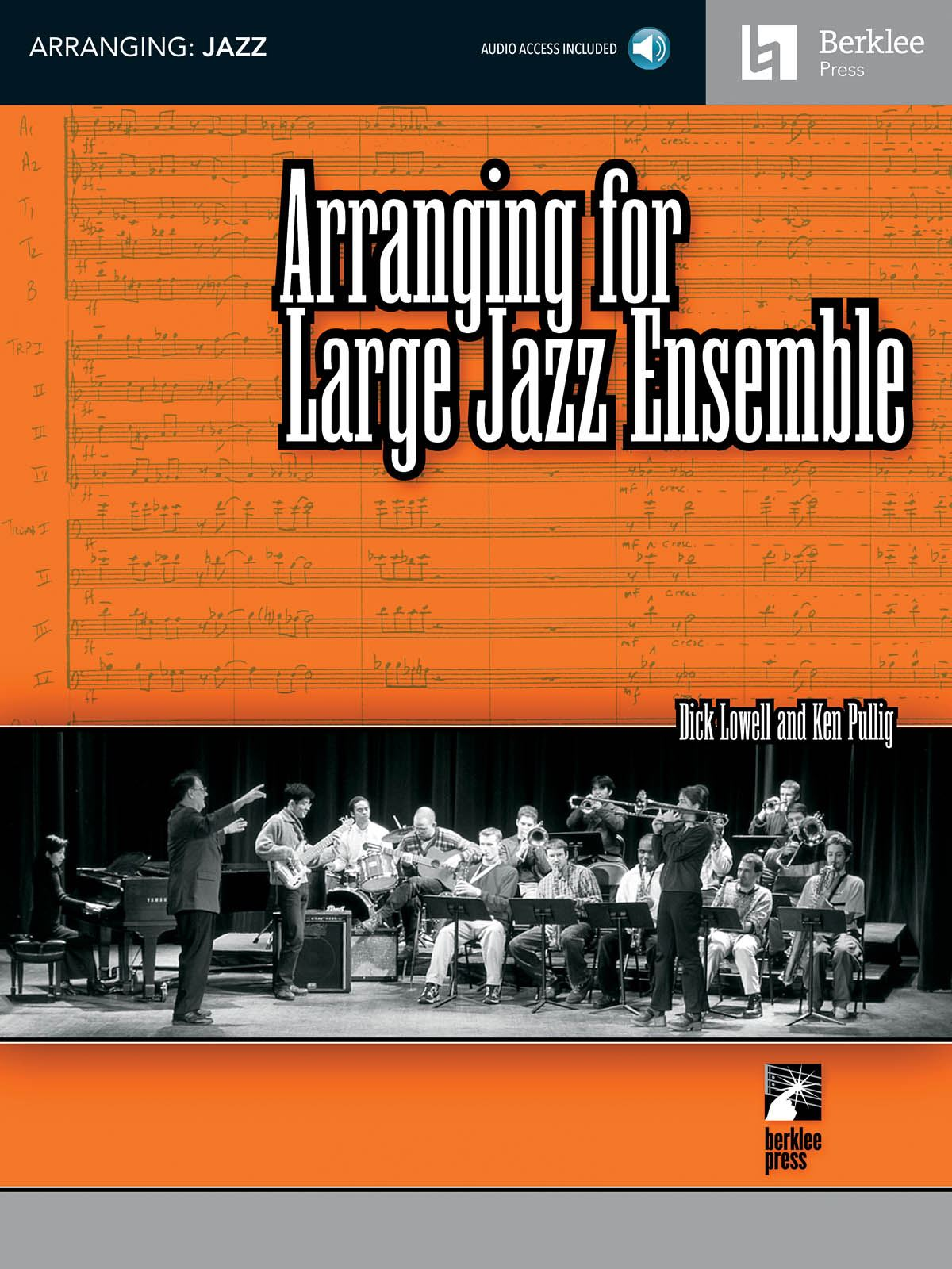 Arranging For Large Jazz Ensemble: Theory
