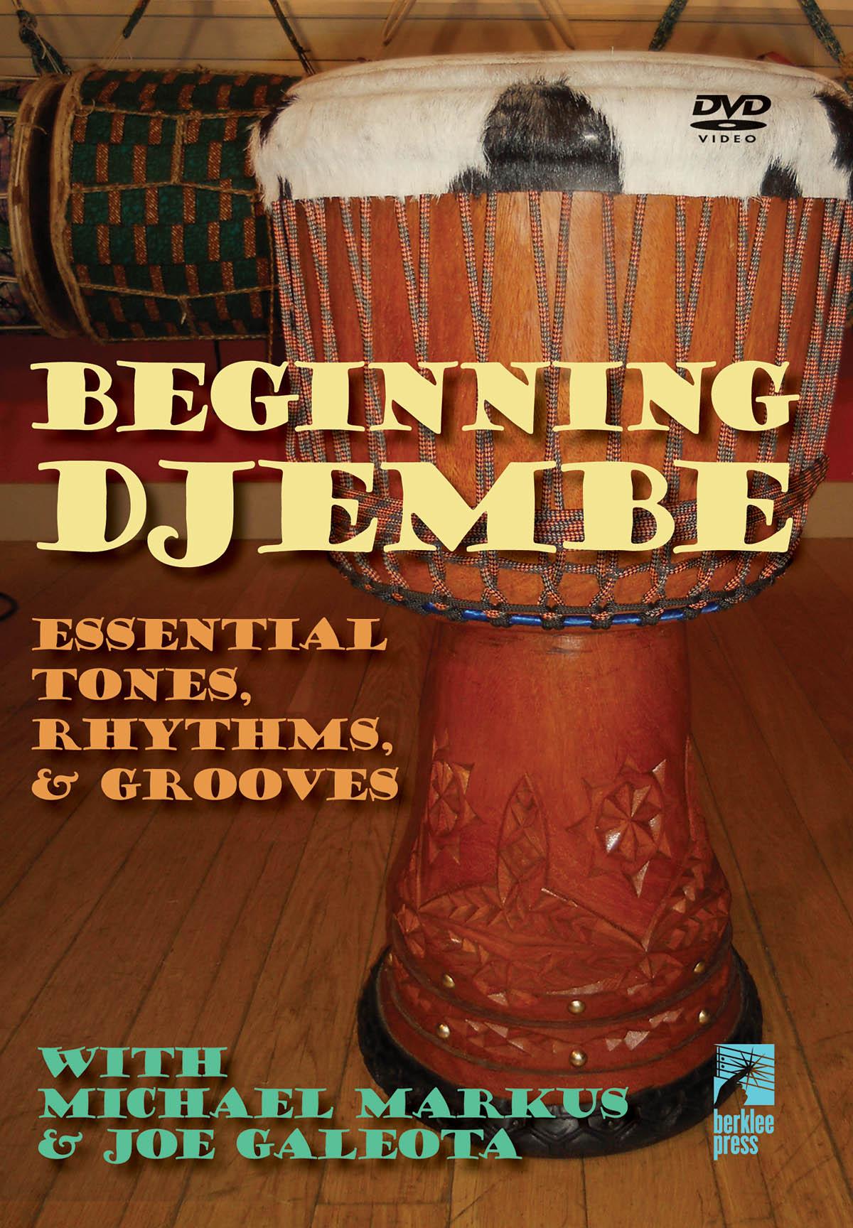 Beginning Djembe: Djembe: Instrumental Tutor