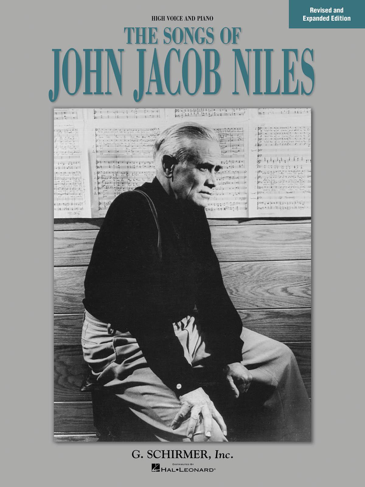 John Jacob Niles: Songs of John Jacob Niles: High Voice: Vocal Album