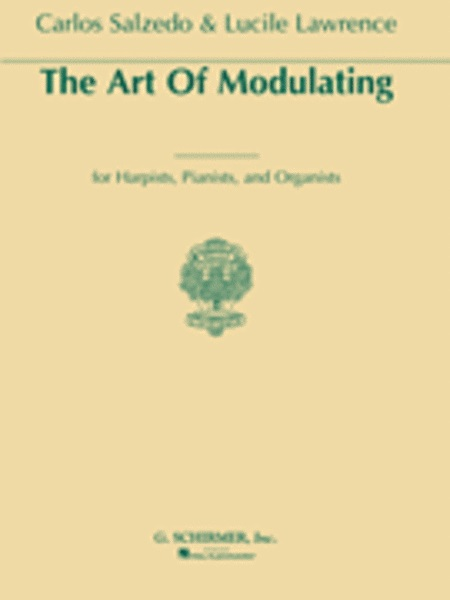 Carlos Salzedo: Art Of Modulating: Piano: Theory