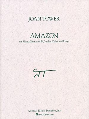 Joan Tower: Amazon: Chamber Ensemble: Score
