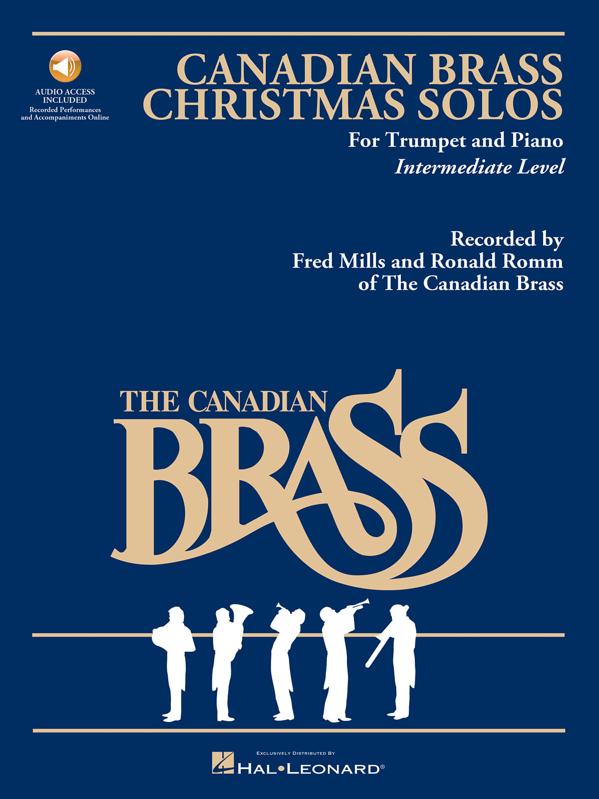 The Canadian Brass: The Canadian Brass Christmas Solos: Trumpet: Instrumental