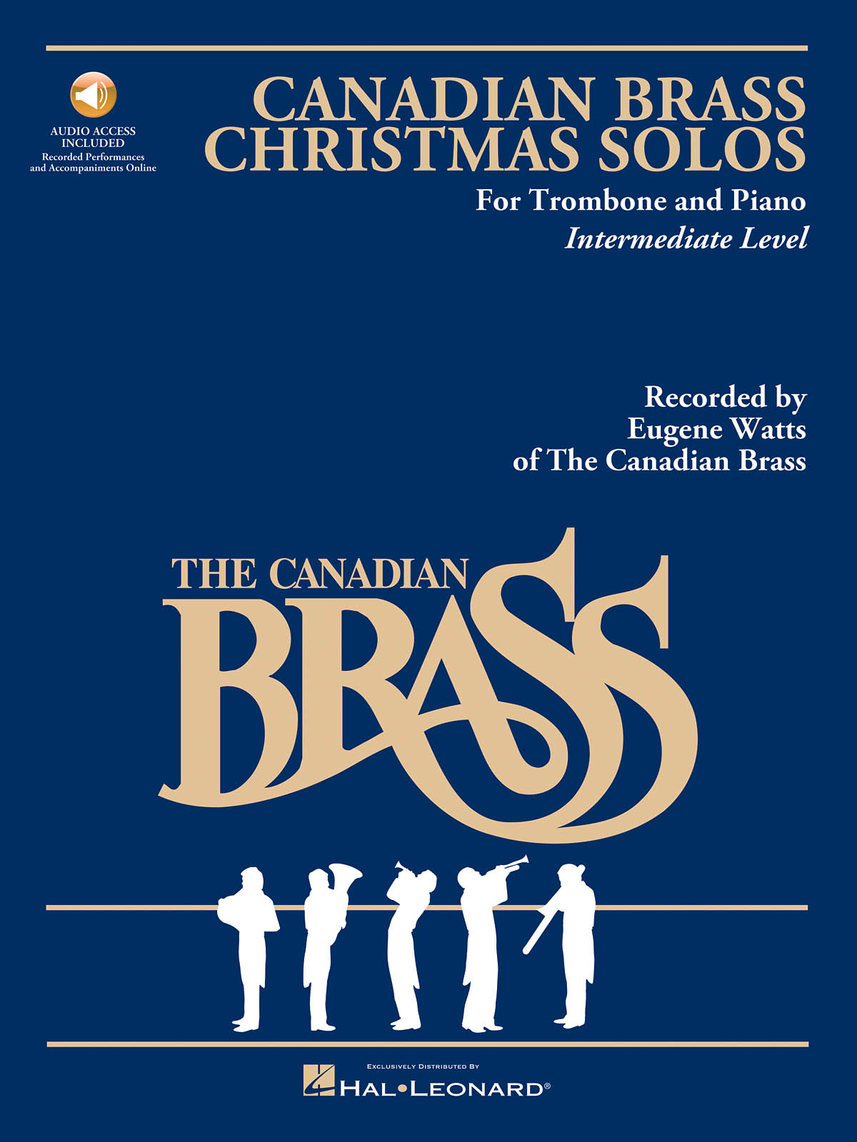 The Canadian Brass: The Canadian Brass Christmas Solos - Trombone: Trombone: