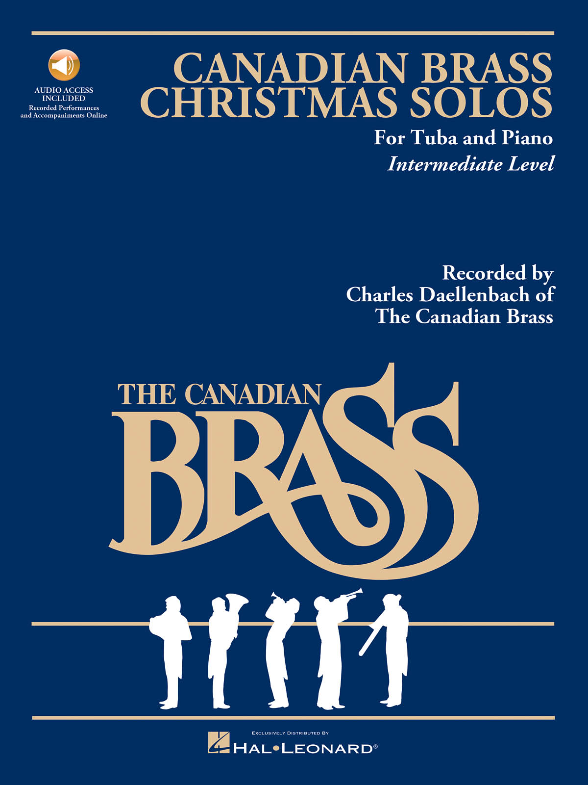 The Canadian Brass: The Canadian Brass Christmas Solos: Tuba: Instrumental Album