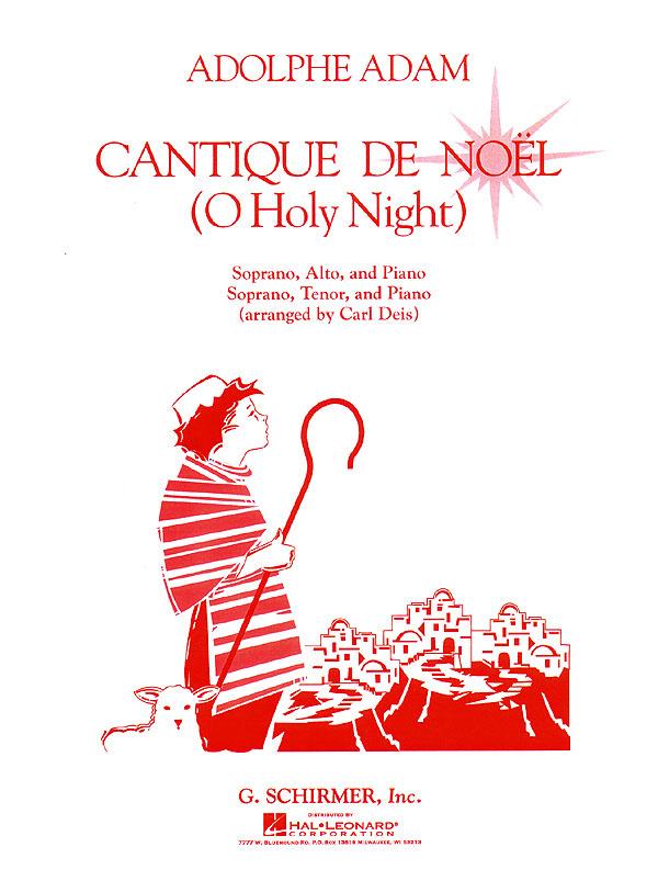 Adolphe Charles Adam: Cantique De Noel Vocal Duet: Vocal Duet: Instrumental Work