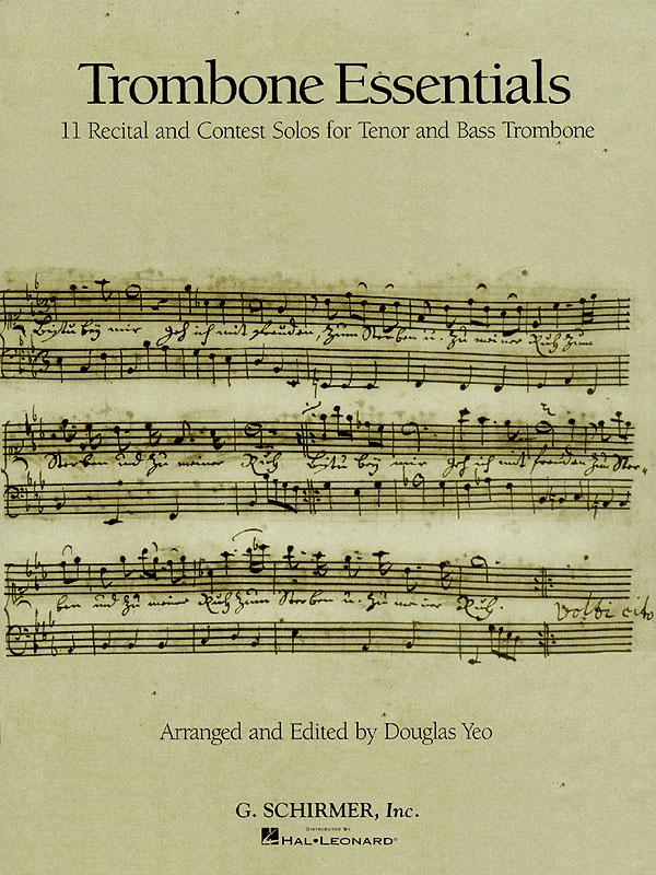 Trombone Essentials: Trombone: Instrumental Album