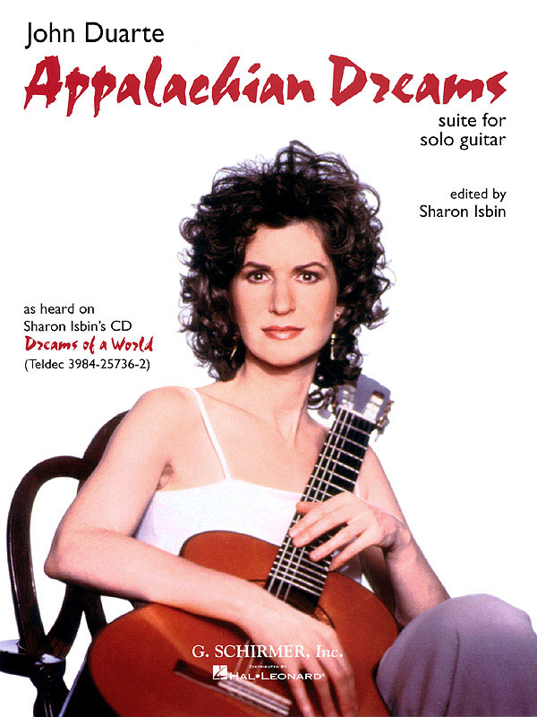 John William Duarte: Appalachian Dreams: Guitar: Instrumental Album