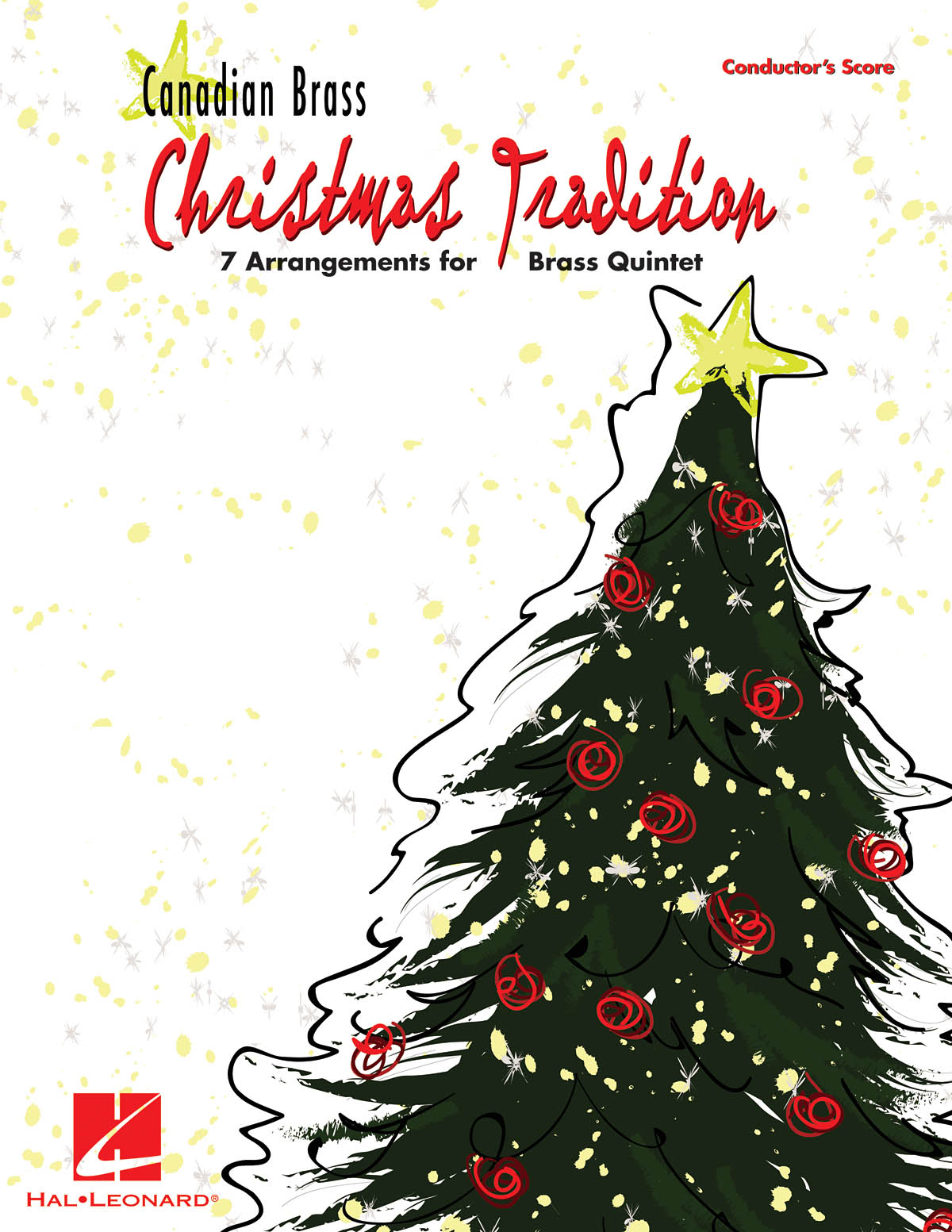 The Canadian Brass: Christmas Tradition: Brass Ensemble: Score