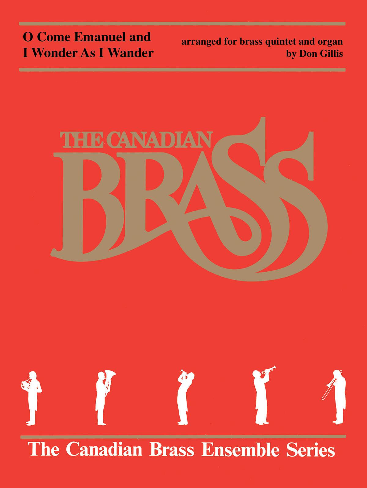 Adolphe Charles Adam: O Holy Night: Brass Ensemble: Score & Parts