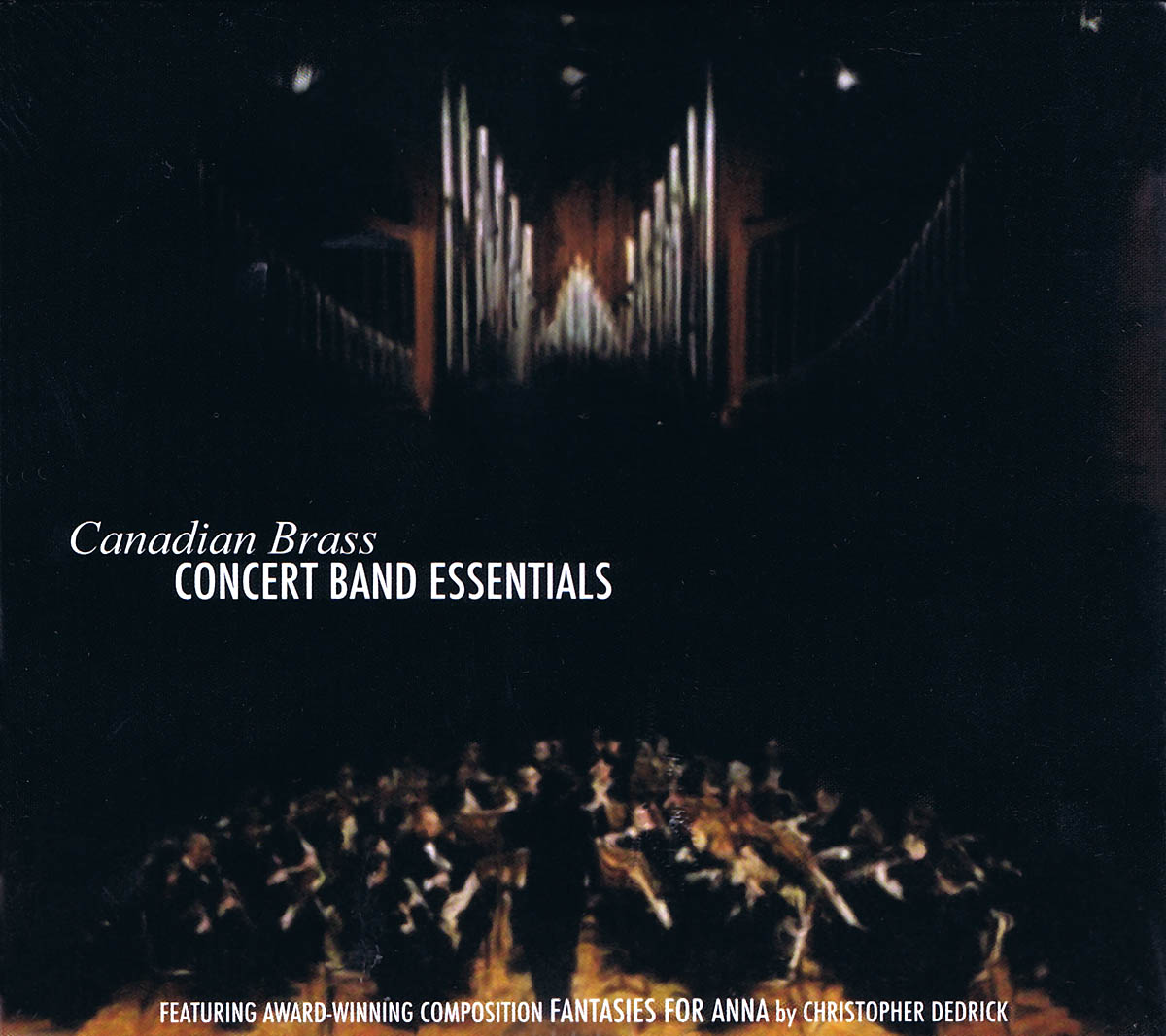 The Canadian Brass: Concert Band Essentials: Concert Band: CD