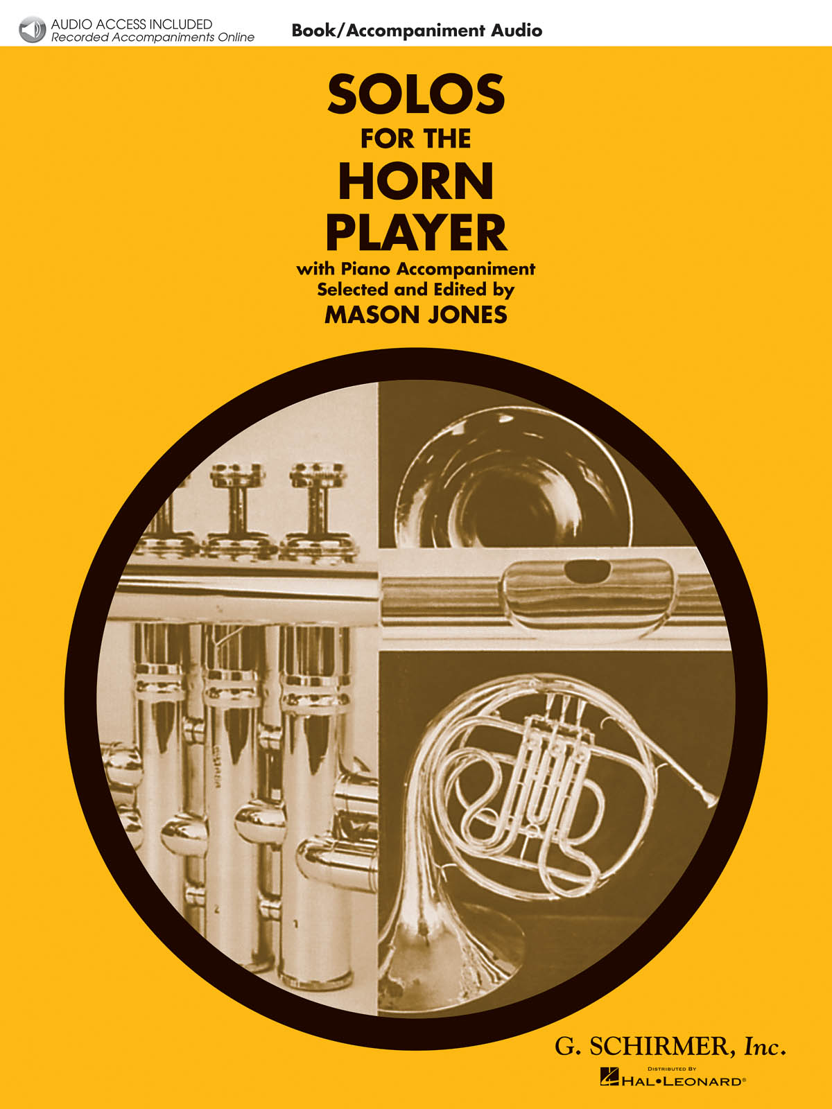 Solos For The Horn Player: French Horn: Instrumental Album