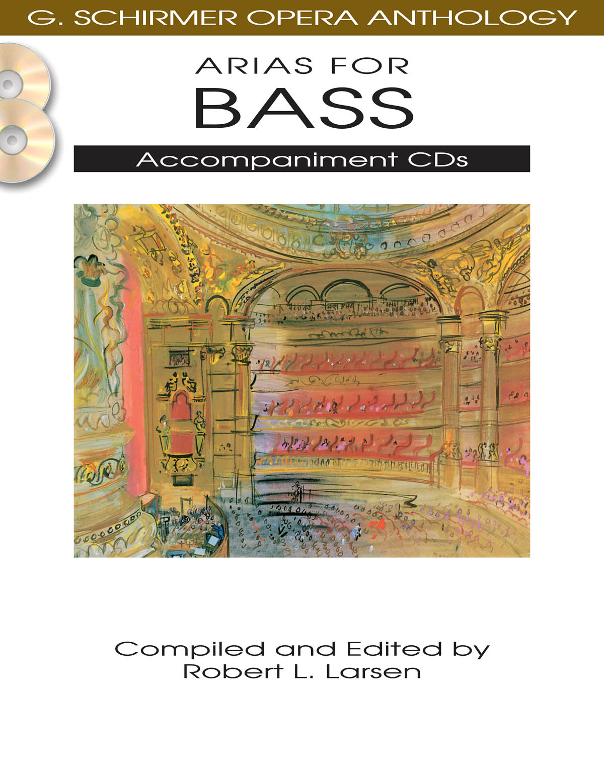 Arias for Bass: Voice: Backing Tracks
