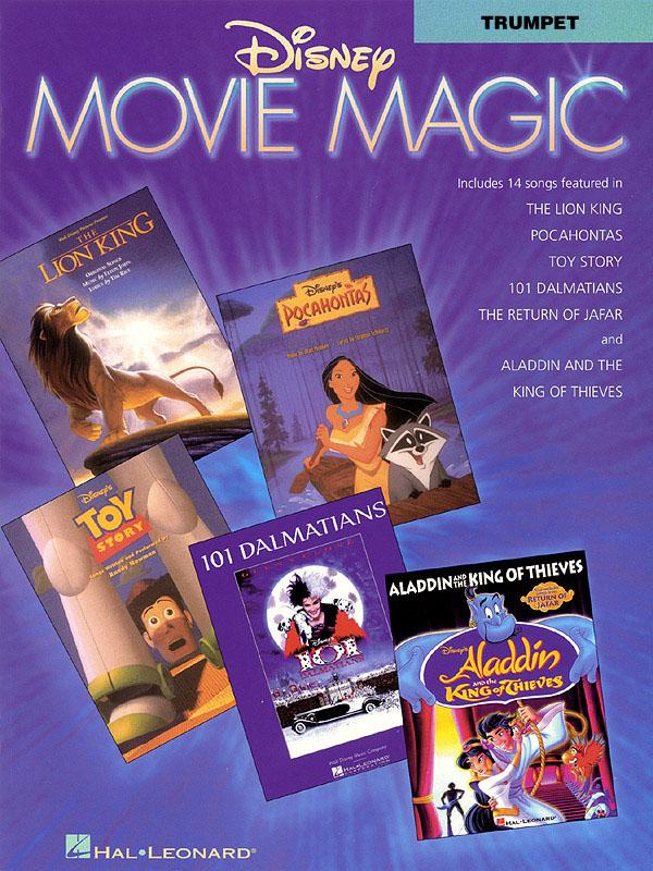 Disney Movie magic: Trumpet: Instrumental Album