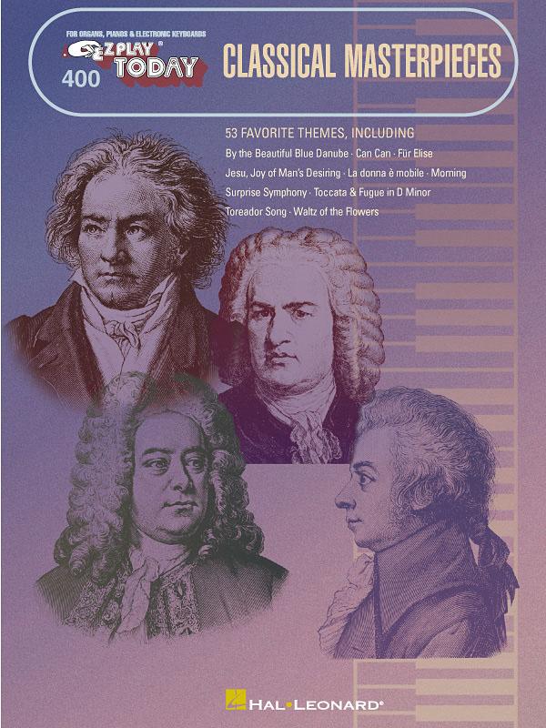 Classical Masterpieces: Melody  Lyrics & Chords: Instrumental Album