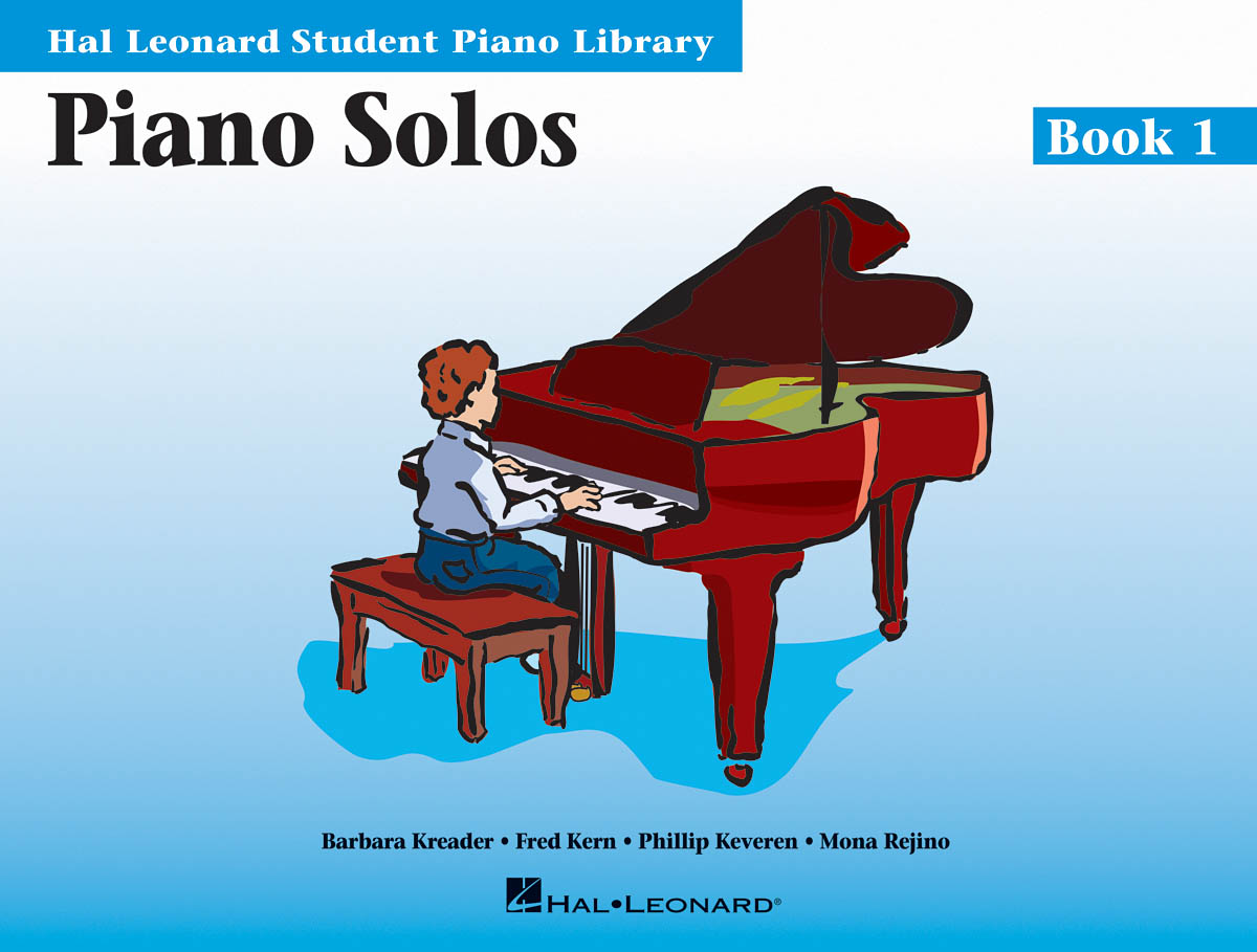Piano Solos - Book 1: Piano: Instrumental Tutor