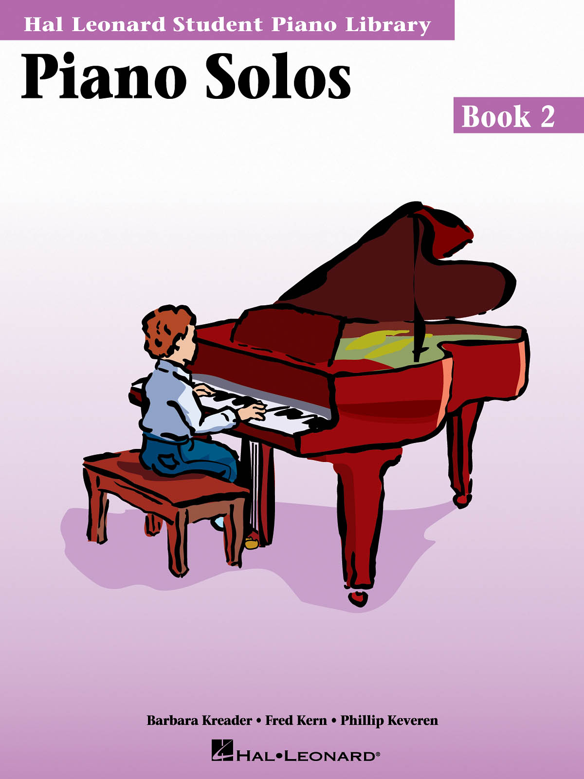 Piano Solos - Book 2: Piano: Instrumental Tutor