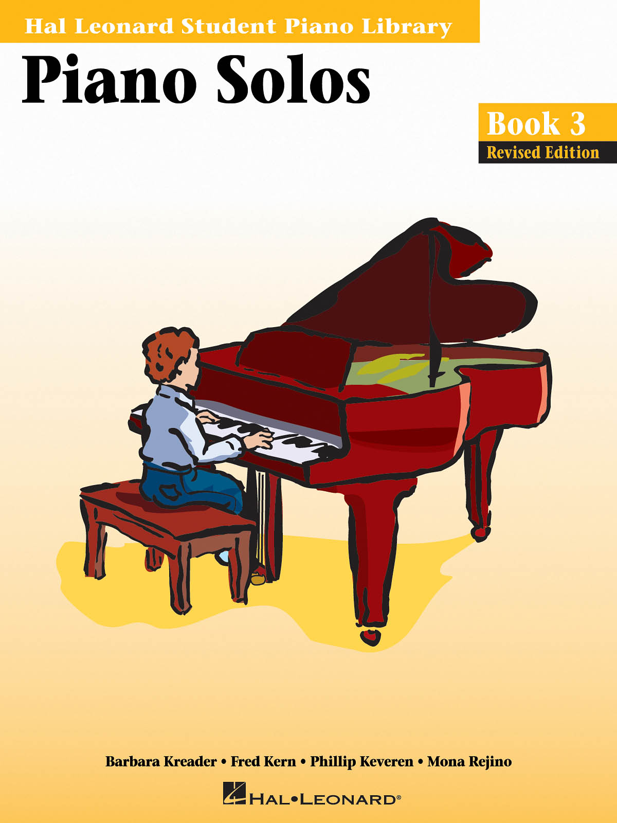 Piano Solos - Book 3: Piano: Instrumental Tutor
