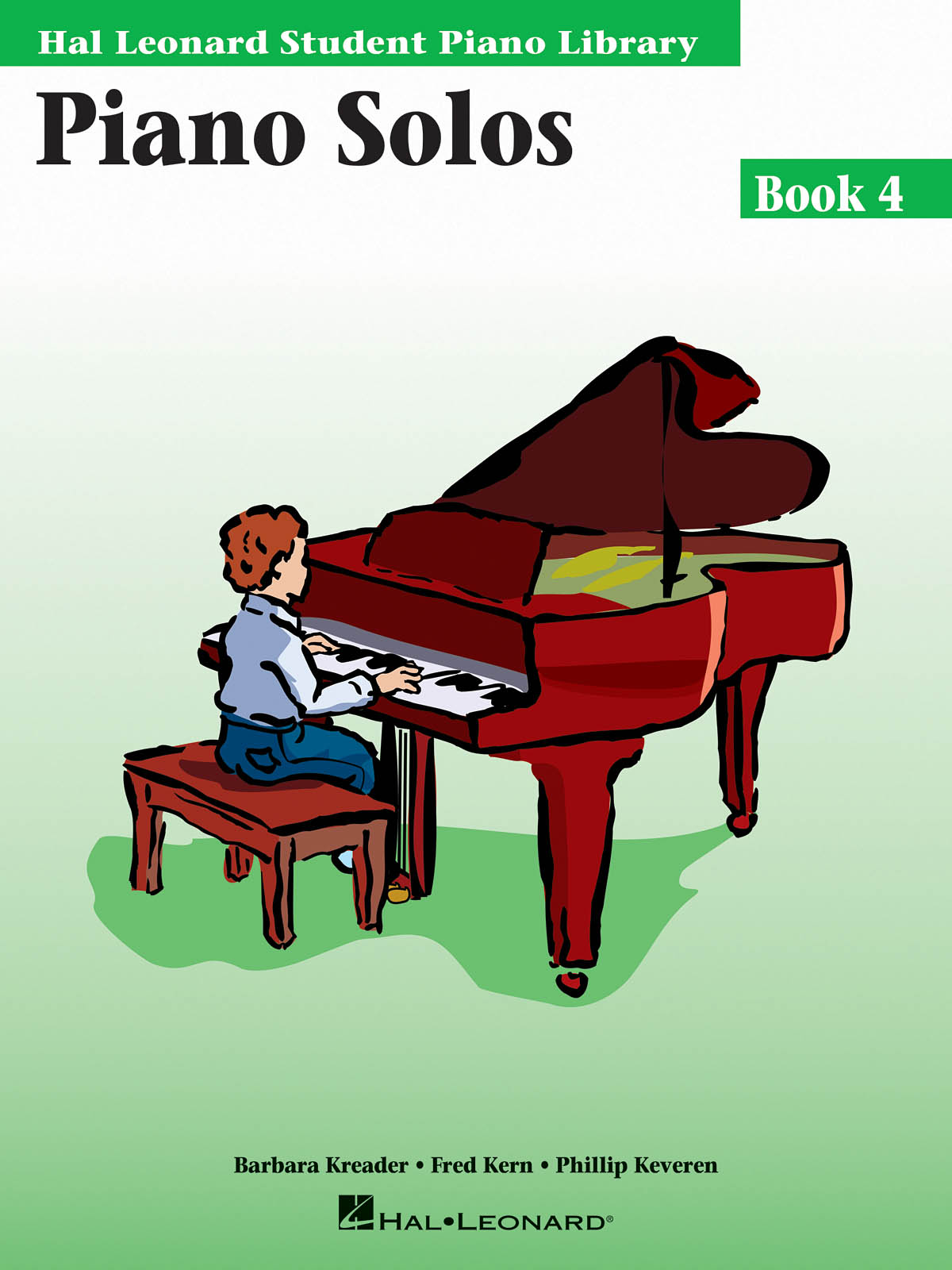 Piano Solos - Book 4: Piano: Instrumental Tutor