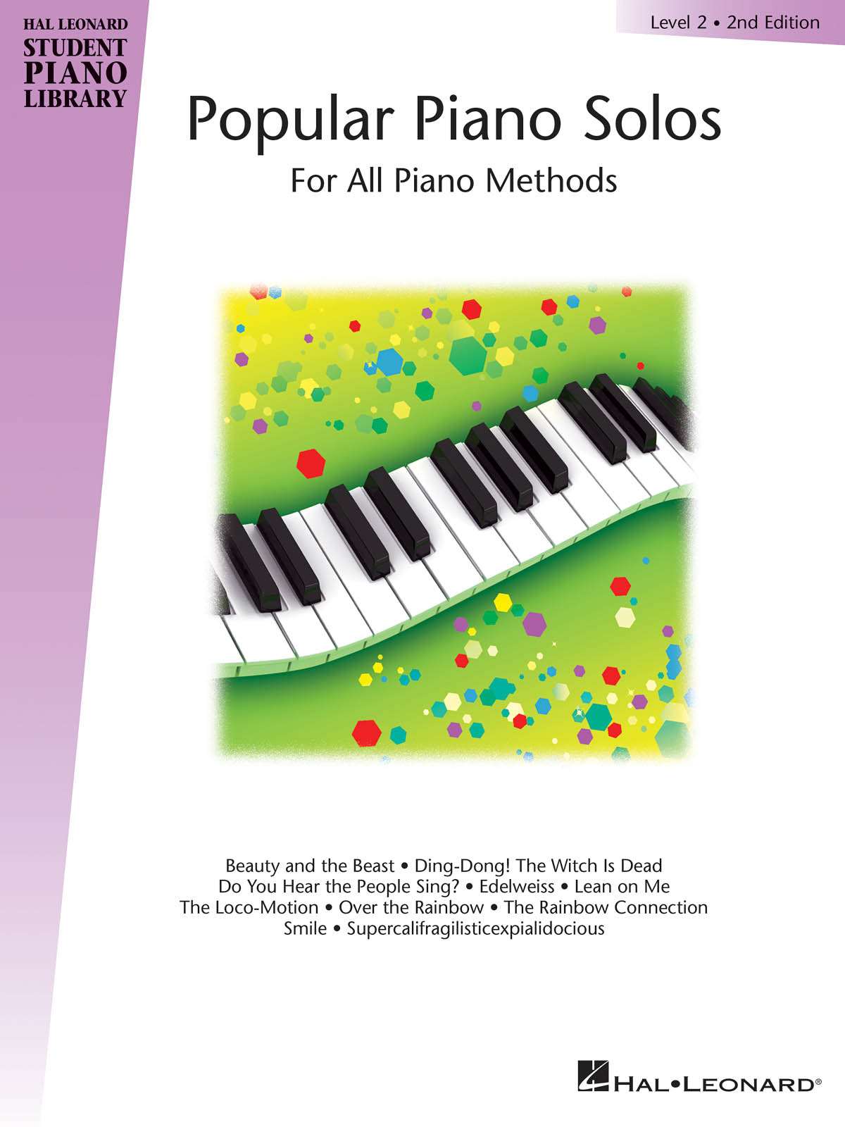 Popular Piano Solos Level 2: Piano: Instrumental Album