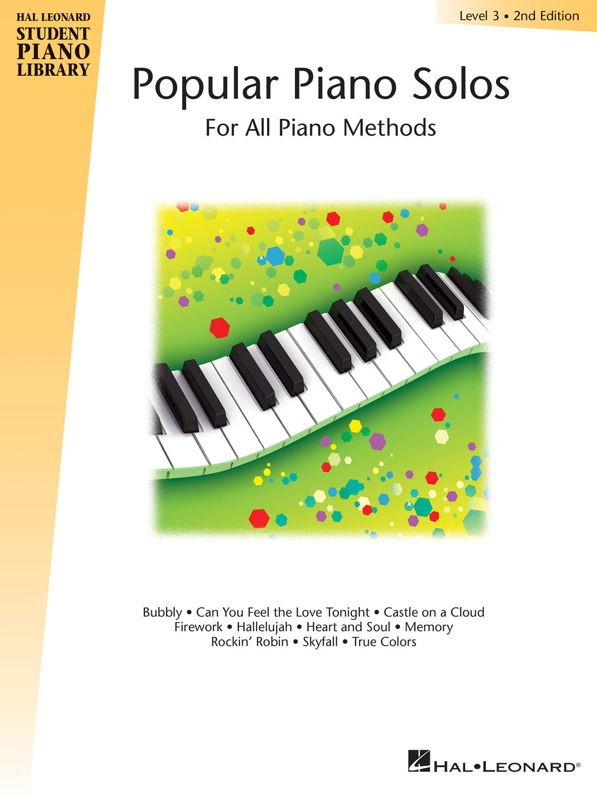 Popular Piano Solos Level 3: Piano: Instrumental Album